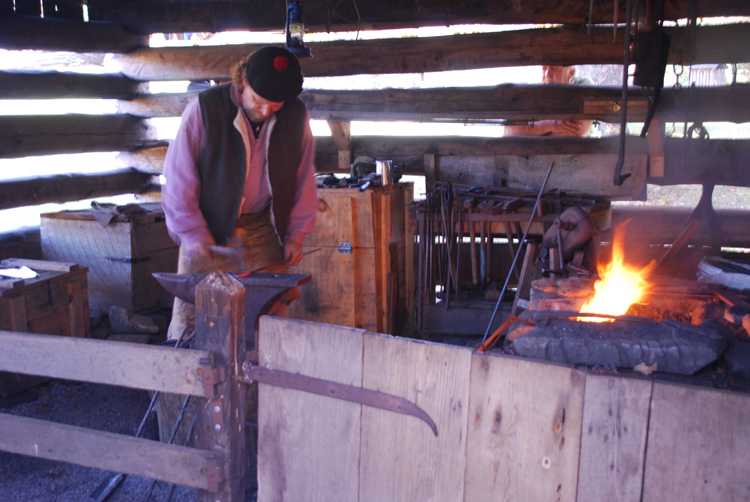 cades-cove-blacksmith