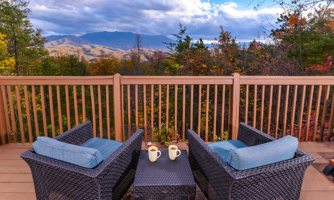 Rentals with a view!