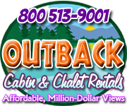 Outback Cabin Rentals Pigeon Forge