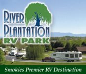 best campgrounds in pigeon forge