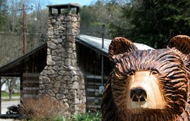 Pigeon-Forge-The-Glades-Itinerary