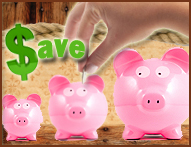 Ways to Save money in Pigeon Forge