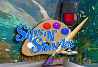 Sips N' Sharks