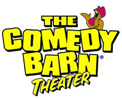The Comedy Barn Theater logo