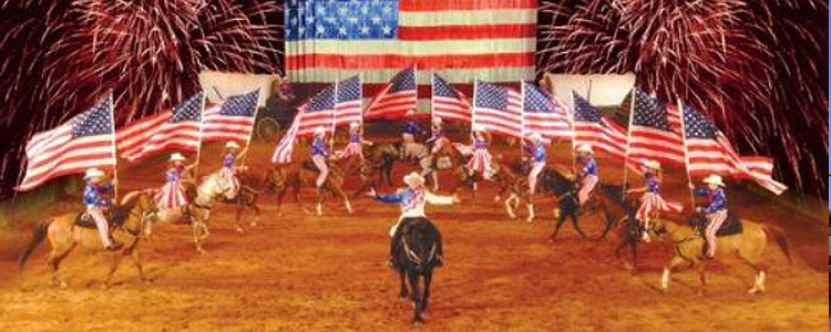 Pigeon Forge Dixie Stampede as well as Coupons