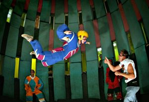Fly Away Indoor Skydiving Pigeon Forge