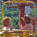 The Chairlift in Downtown Gatlinburg, TN