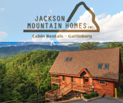 Jackson Mountain Homes Pigeon Forge Cabin Rentals