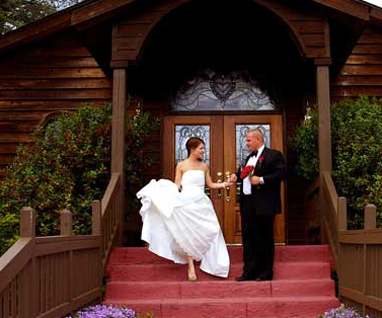 Mountain Valley Wedding Chapel