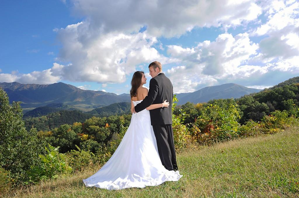 Smoky Mountain National Park Weddings