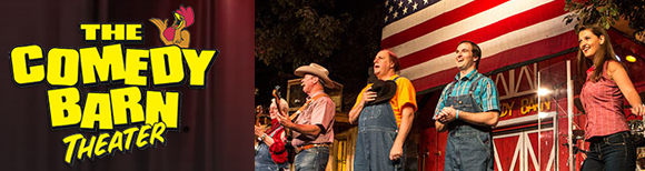 The Comedy Barn Theater | Pigeon Forge Shows & Dinner ...