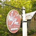 The Wild Plum Tea Room in the Gatlinburg Arts and Crafts Community
