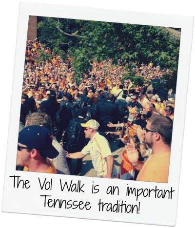 fall weekend tennessee-football